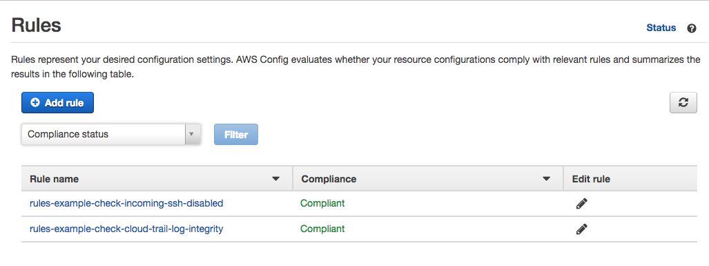 Continuous Compliance AWS Config Rules Implemenation with Jets