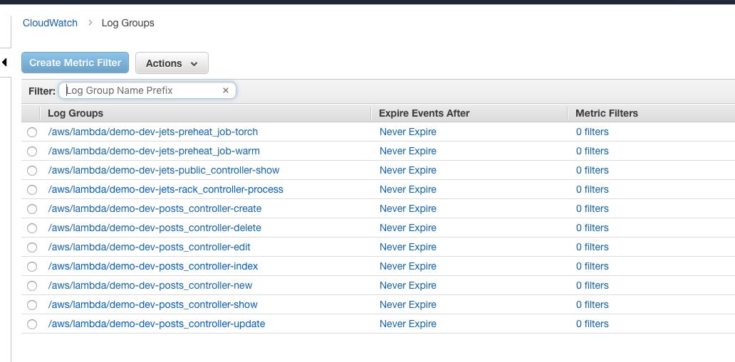 Jets Mega Mode: Run Rails on AWS Lambda - BoltOps Blog